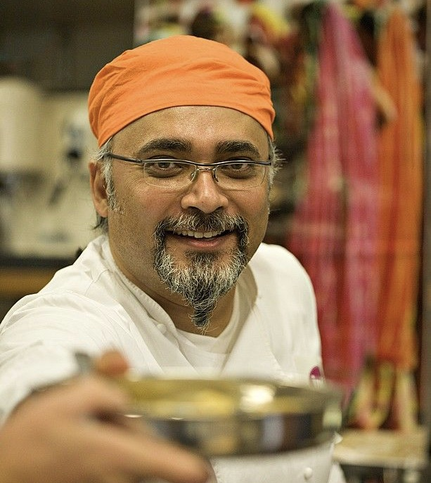 Anil Abhimanyu Sharma