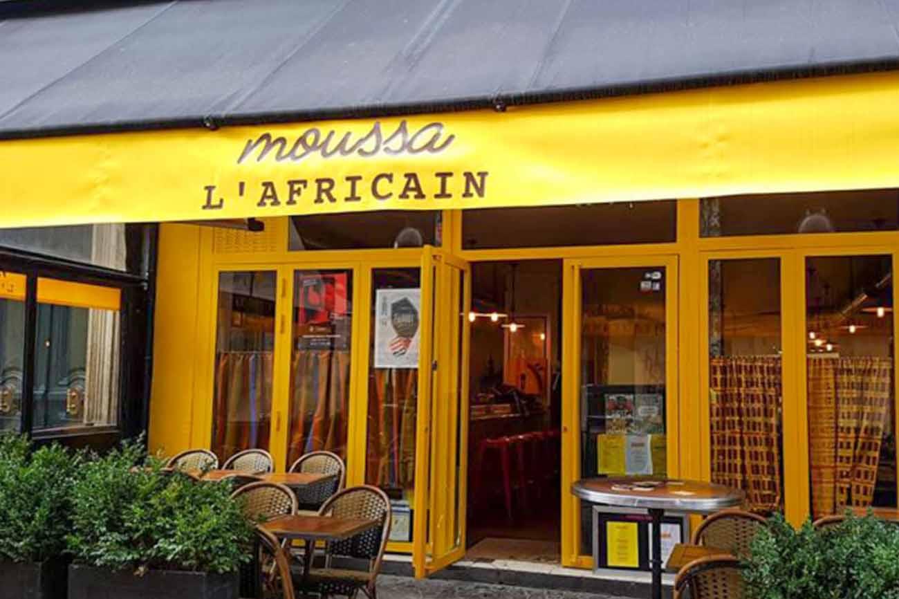 Moussa l'Africain
