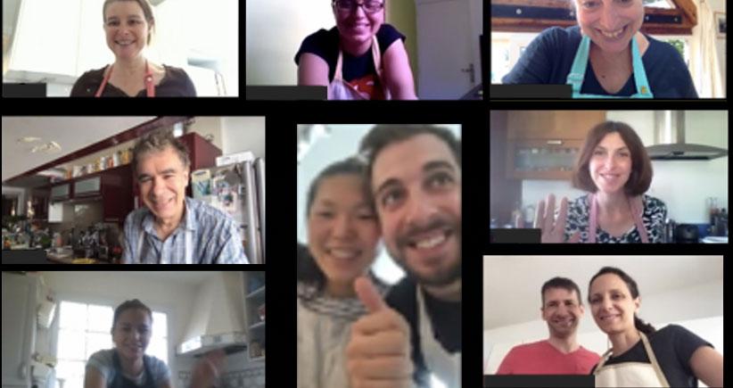 SAP revisite le Team Building avec le télétravail